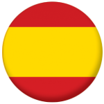 Spain Federal Flag 25mm Pin Button Badge